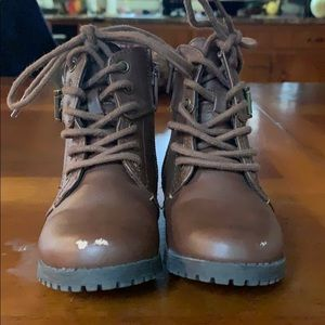 Other - Toddler size 7 fall boots